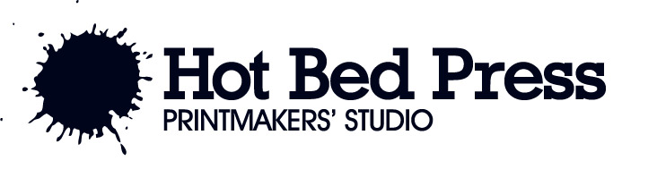 Logo for Hot Bed Press