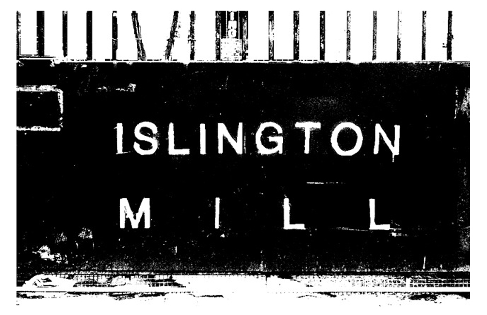 Logo for Islington Mill