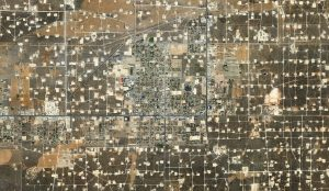 Aerial photographer of oil and gas fields