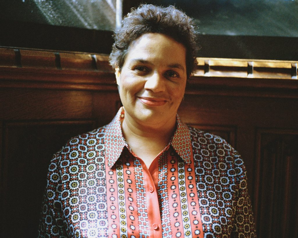Jackie Kay by Claudia Alonso (2015)